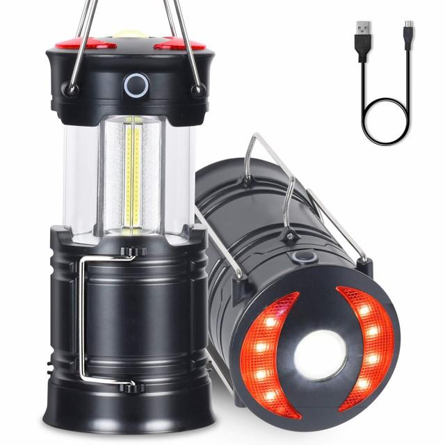 LEDランタン 高輝度 キャンプランタン usb充電式 ...