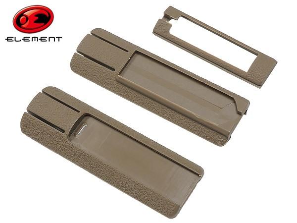 ELEMENT製 TDタイプ 20mm レイル 用 レイルパネル...