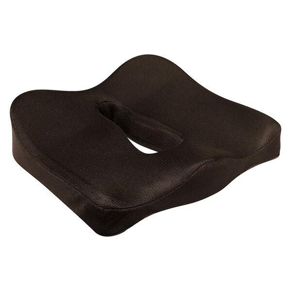 エルゴクッション  20512  クッション 低反発 低反発クッション 座布団 おしゃれ 持ち運び 人間工学 オフィス 椅子 椅子用 骨盤   トレー