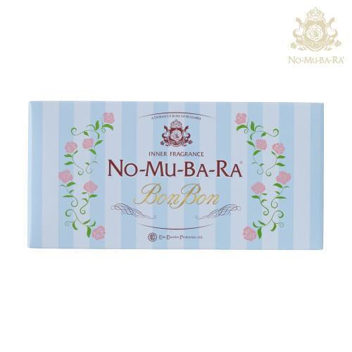 NO-MU-BA-RA(ノムバラ)ボンボン( 砂糖菓子 キャンディー )(10粒入)【送料無料】 日本製 国産 飲むバラ水 ローズウォーター nomub