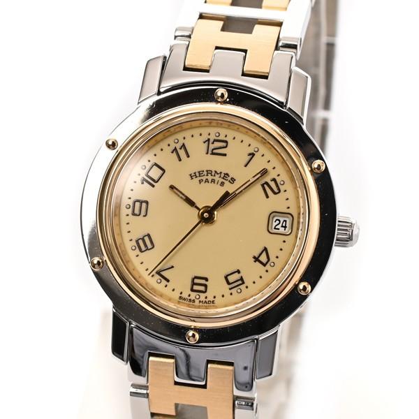 エルメス レディース腕時計 クリッパー CL4.220 ...