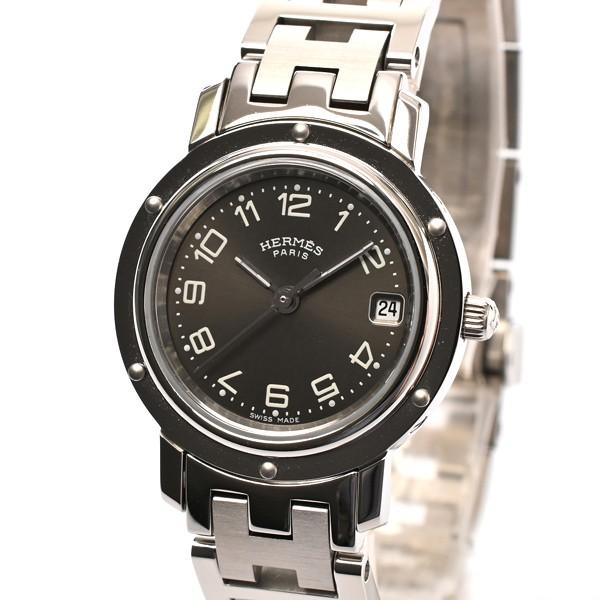 エルメス レディース腕時計 クリッパー CL4.210 ...