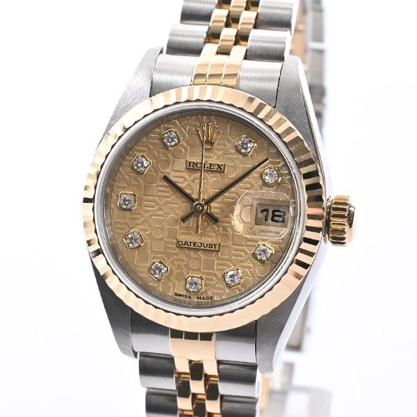 ロレックス レディース腕時計 デイトジャスト 791...
