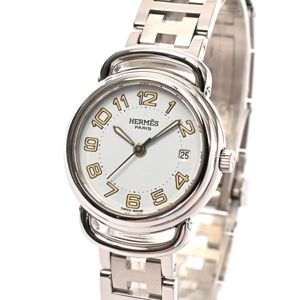 エルメス レディース腕時計 プルマン PU2.210 ス...