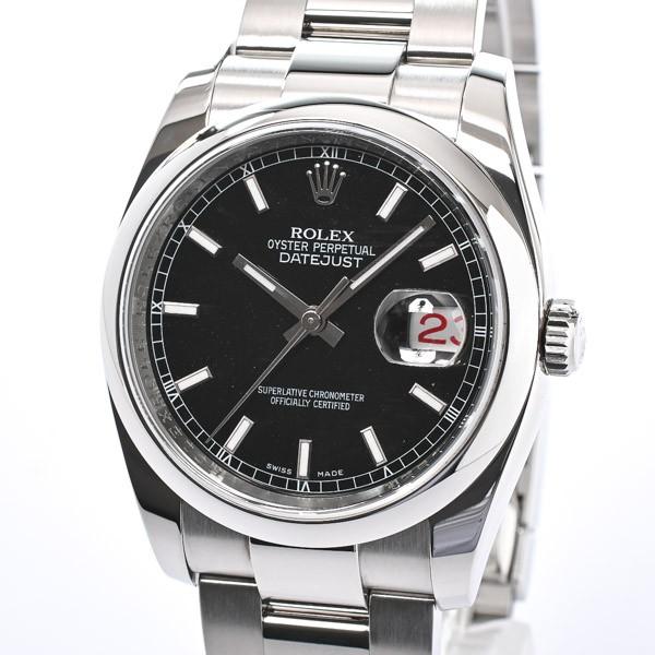 ロレックス メンズ腕時計 デイトジャスト 116200 ...