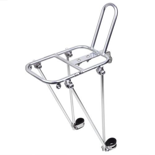NITTO M-1B front rack Silver ニットー キャリア...