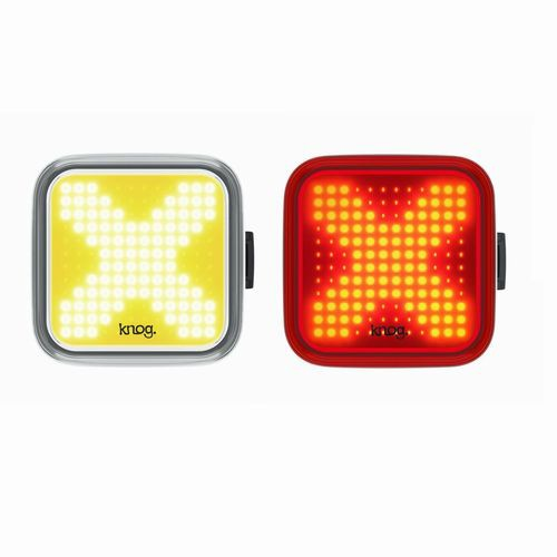 Knog NEW BLINDER X TWIN PACK ノグ LEDライト 街...