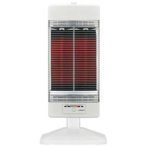 コロナ コアヒート(品番:CH-1220R(W))電気暖房...