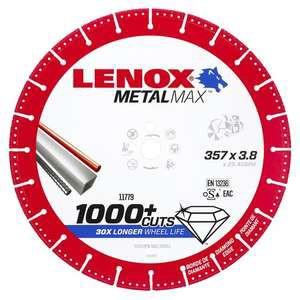 """【送料無料】LENOX メタルマックス 14""""エンジン..."""