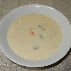【業務用】冷凍スープ クラムチャウダー 180g(...