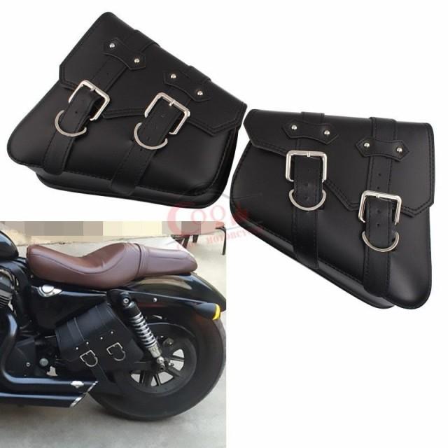 オートバイク汎用 サイドバッグ ハーレースポーツ...