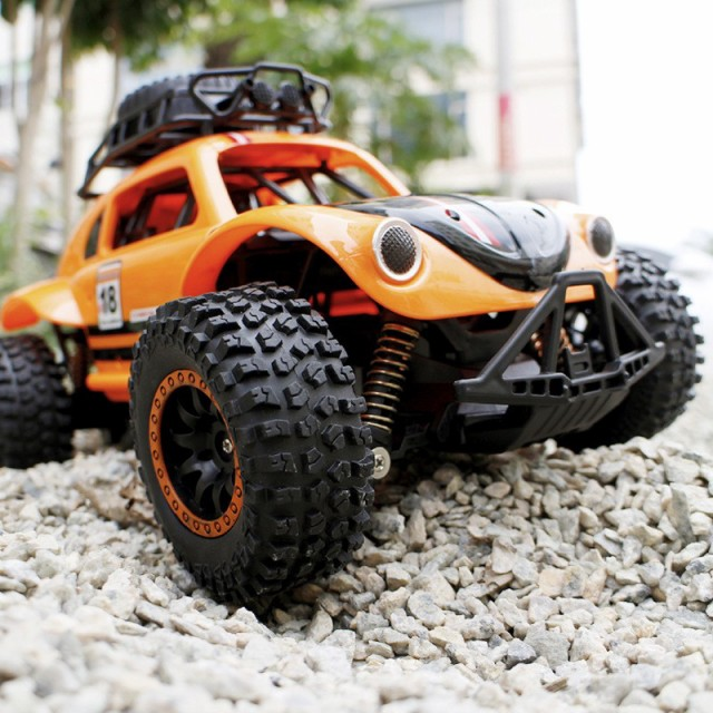 4WD RC車 おもちゃ 1/14 2.4 GHz 25 km / h ラジ...