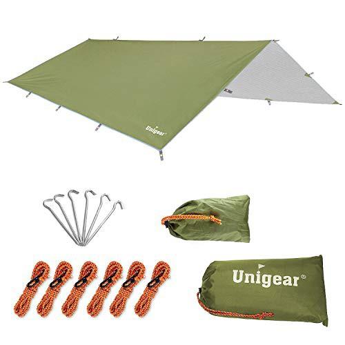 『送料無料!』Unigear 防水タープ キャンプ ター...