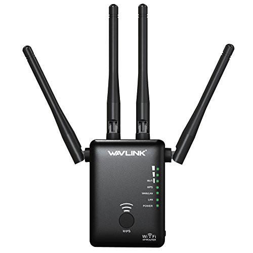 『送料無料!』WAVLINK AC1200 WIFI 無線LAN 中継...