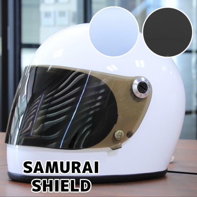 レトロフルフェイスヘルメット SAMURAI専用シール...