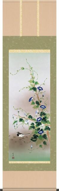 掛軸 掛け軸-四季花鳥(夏)/近藤玄洋 花鳥掛軸送料...