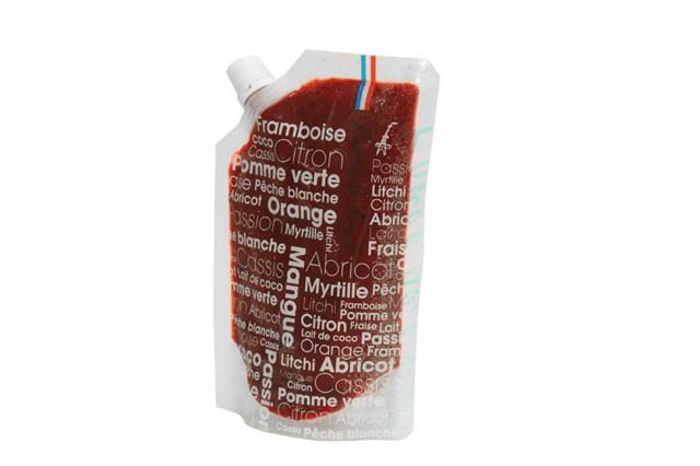 La fruitiere  冷凍ラズベリーピューレ 250g(...
