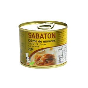 サバトン マロンクリーム 250g ハロウィン食材...