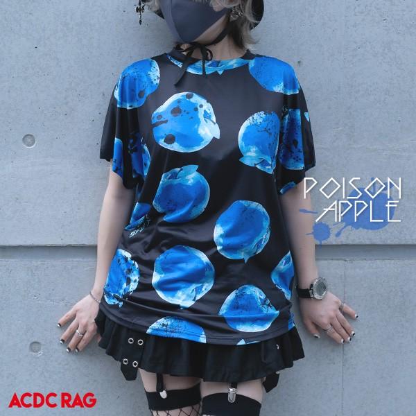 リンゴ Tシャツ パンク ロック ファッション V系 ...
