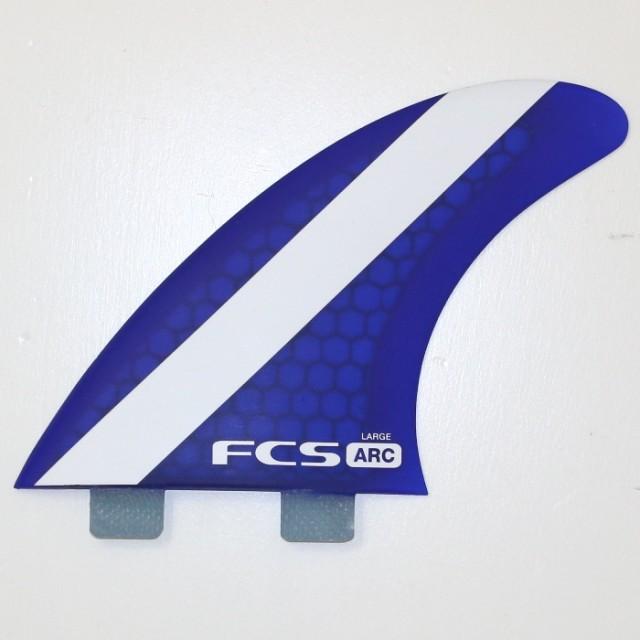 FCS エフシーエス サーフィン フィン ARC PC LARG...