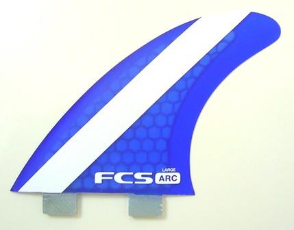 FCS エフシーエス サーフィン フィン ARC TRI SET...