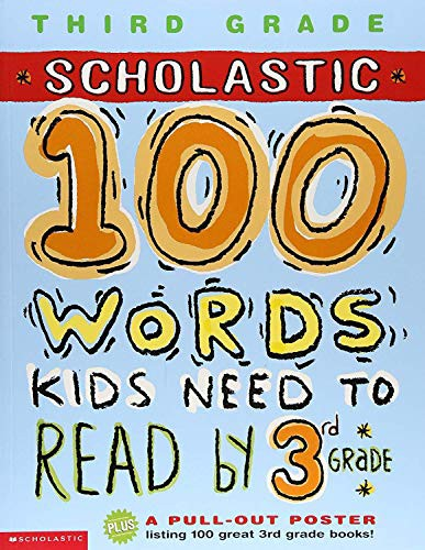 100 Words Kids Need to Read by 3rd Grade(中古...