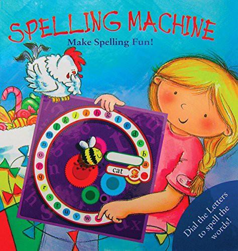 Scholastic Spelling Machine ハードカバー 英語 ...