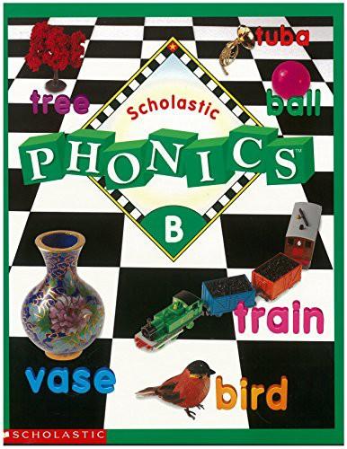 Scholastic フォニックス ワークブック レベル B ...