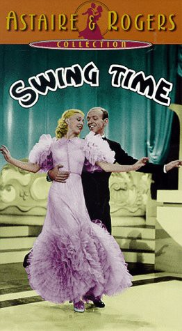 Swing Time [VHS](中古)