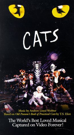 Great Performances {Cats} [VHS](中古)