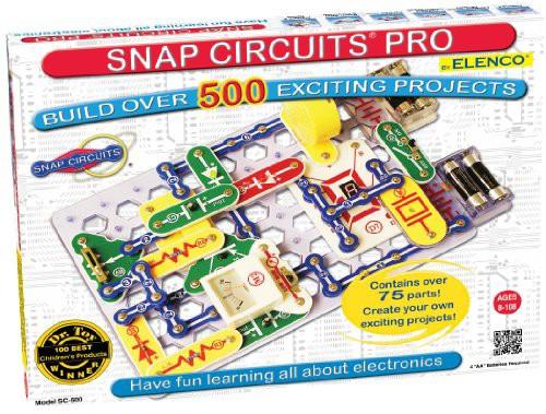 Snap Circuits スナップサーキット PRO SC-500 L ...