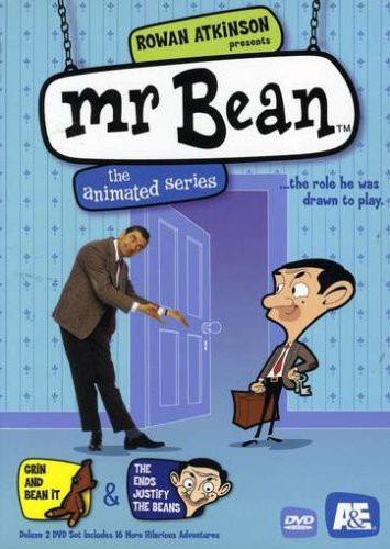 Mr Bean: Animated Series - Grin & Bean & Ends ...