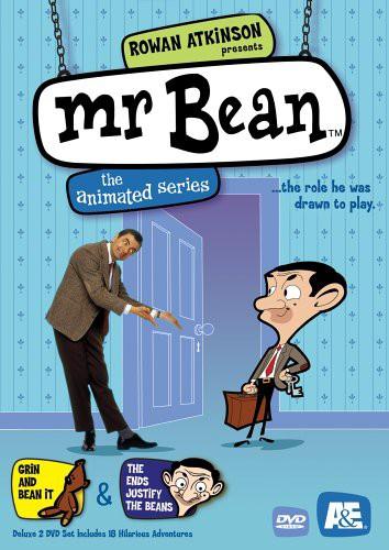 Mr Bean: Animated Series - Grin & Bean It [DVD...