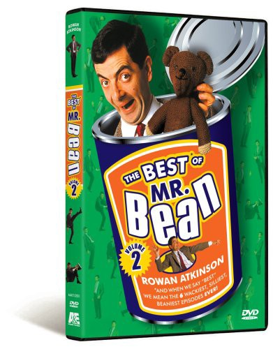 Mr Bean: Best of 2 [DVD] [Import](中古)