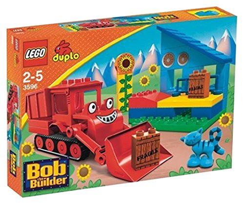 レゴ (LEGO) デュプロ ボブとはたらくブーブーズ ...