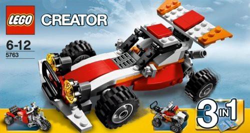 レゴ (LEGO) クリエイター・デューンホッパー 576...