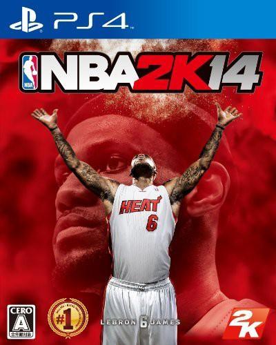 NBA2K14 - PS4(中古品)