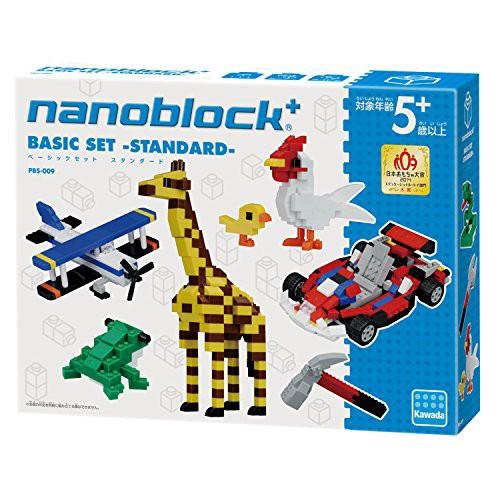 ナノブロックプラス ベーシックセットスタンダー...