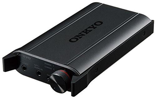 ONKYO ポータブルヘッドホンアンプ DAC-HA200(B)(...
