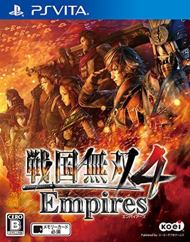 戦国無双4 Empires - PS Vita(中古品)