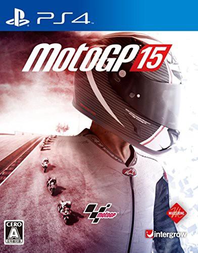 MotoGP 15 - PS4(中古品)