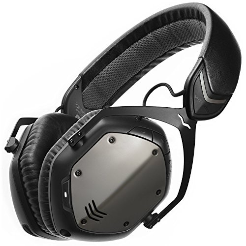 V-MODA Crossfade Wireless XFBT-GUNBLACK
