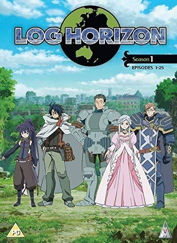 ログ・ホライズン 第1シリーズ コンプリート DVD-...