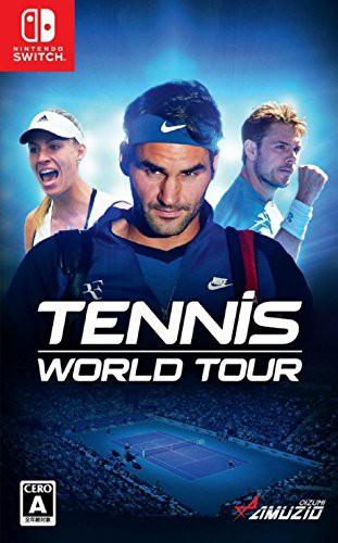 テニス ワールドツアー - Switch(中古品)