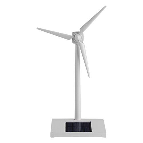 ソーラー風車 ソーラー発電 卓上 おもちゃ 子供向...