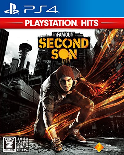 【PS4】inFAMOUS Second Son PlayStation Hits 【...