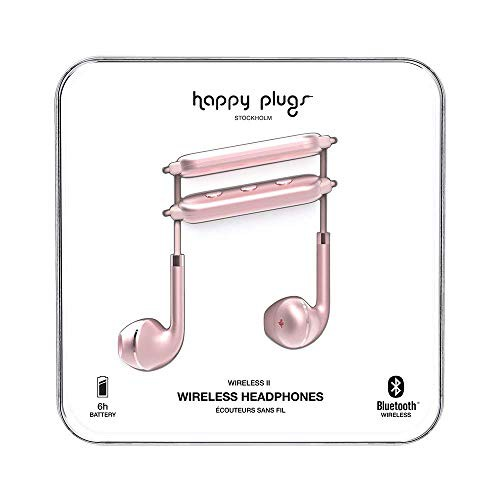 HAPPY PLUGS ワイヤレスイヤホンWIRELESS 2 連続...