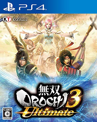 【PS4】 無双OROCHI3 Ultimate(中古品)