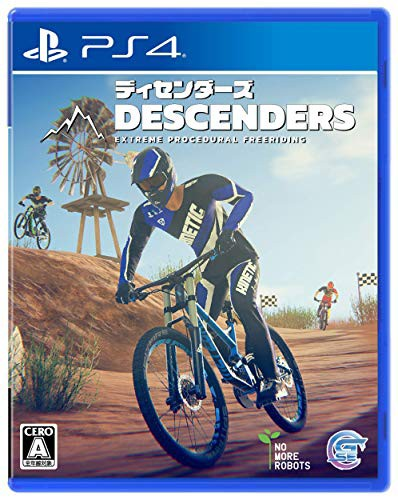 Descenders(ディセンダーズ) - PS4(中古品)