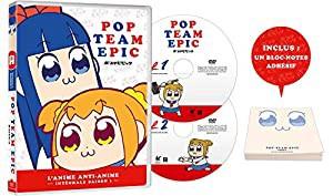 ポプテピピック コンプリート DVD-BOX (全12話 27...